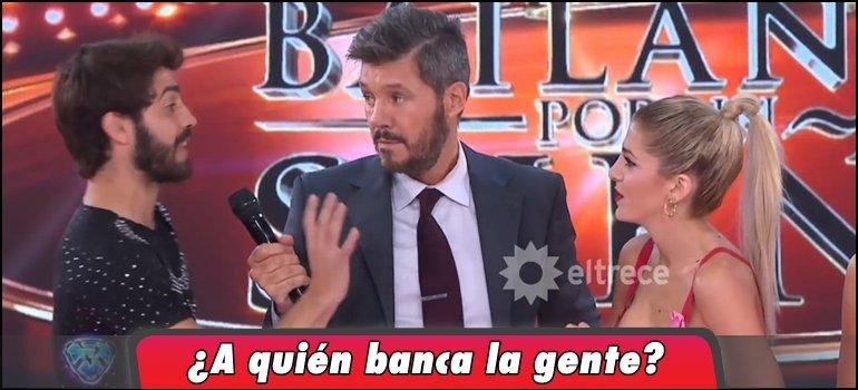 Escándalo en las redes: ¿qué pasó entre Benjamín Alfonso y Cande Ruggeri?