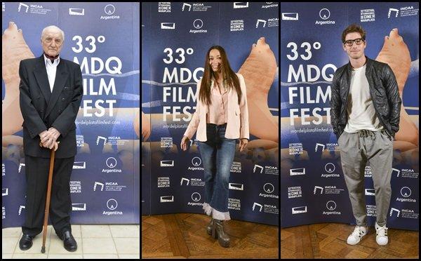 Espectáculos: El cine del mundo en Mar del Plata