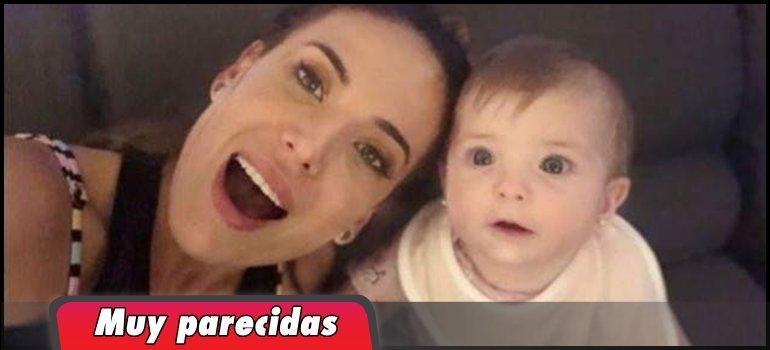 Jésica Cirio festejó el cumpleaños de su hija Chloe con la foto más tierna