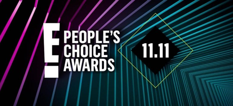 Llegan los E! People's Choice Awards 2018