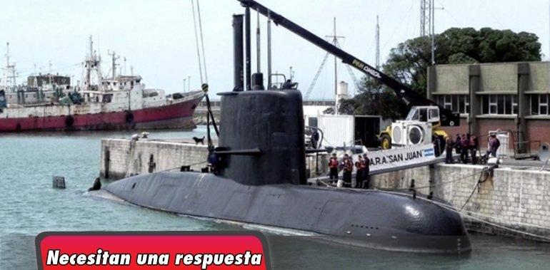 ARA San Juan: a un año de la desaparición