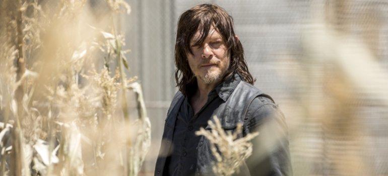 The Walking Dead anunció la fecha de la segunda parte de su novena temporada