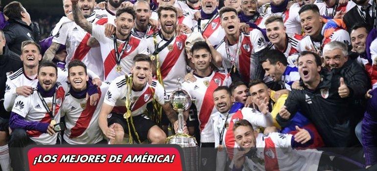 River le ganó la Superfinal a Boca y salió campeón de la Copa Libertadores de América