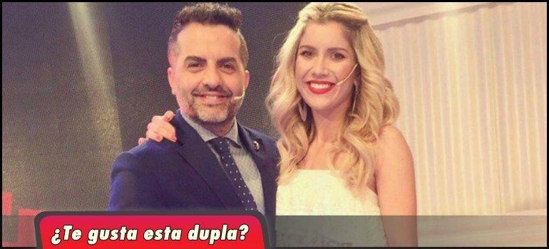 Premios Estrella De Mar 2019: Nuevamente Juntos: Ángel De Brito Y Laurita Fernández