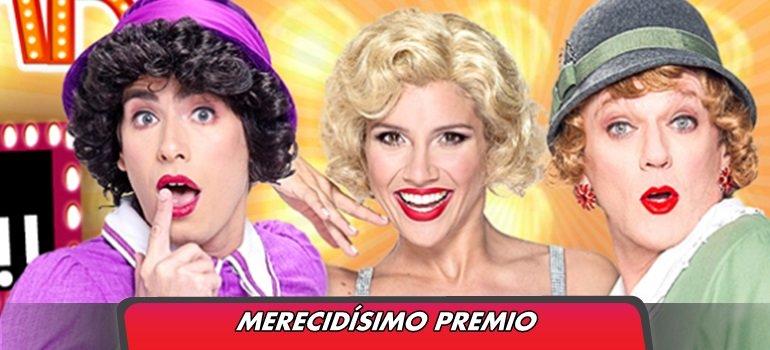 Premios Estrella De Mar 2019: Sugar Ganó El Premio Estrella De Mar A Mejor Comedia Musical