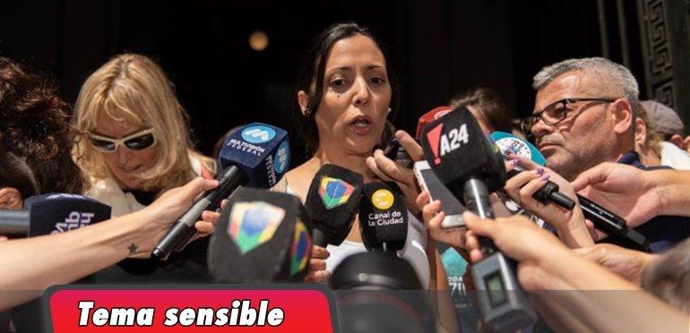 Anita Coacci: Anita Coacci Habló Sobre La Ausencia De Juan Darthés En La