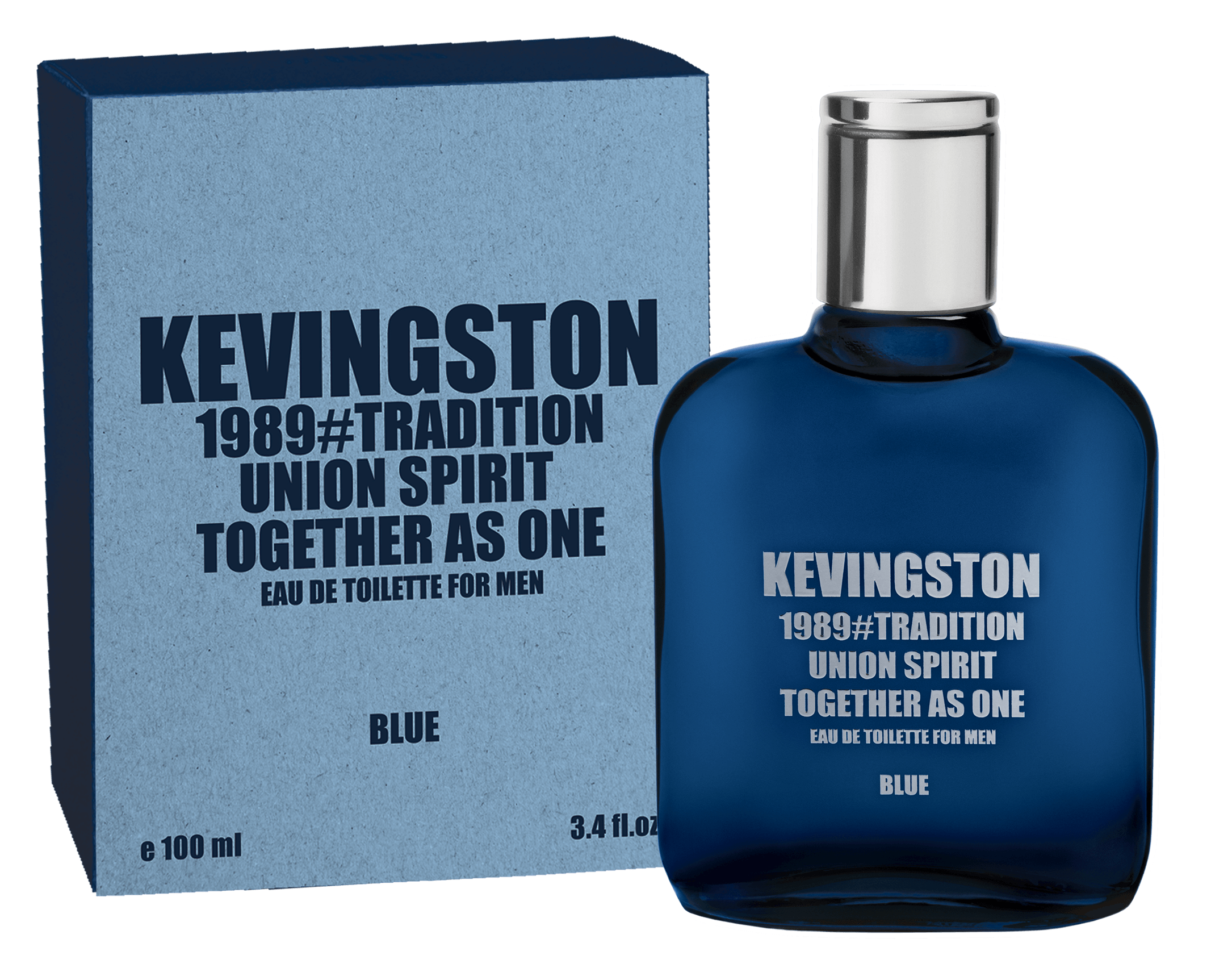 KVN BLUE_FRASCO 1989 BLUE 100 ml