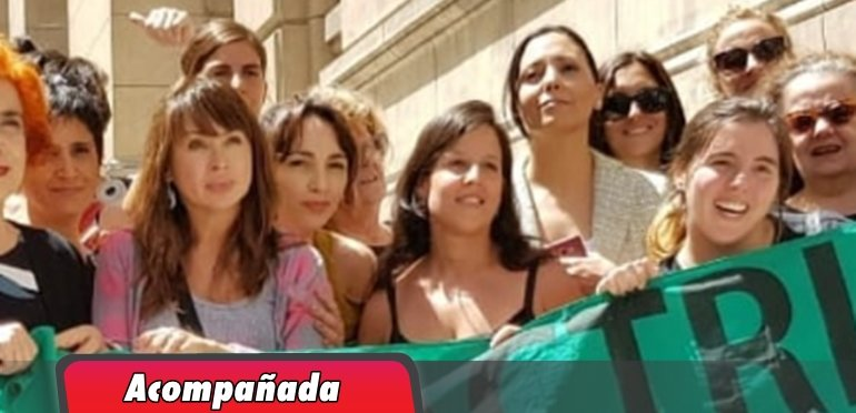Anita Coacci: Anita Coacci Agradeció A Actrices Argentina El Apoyo: Lxs