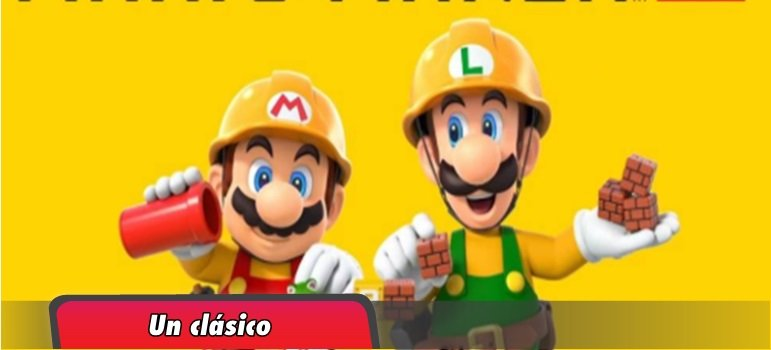 Super Mario Maker 2 llegará en junio a Nintendo Switch