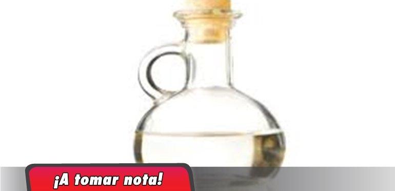 Remedios para la caspa con vinagre