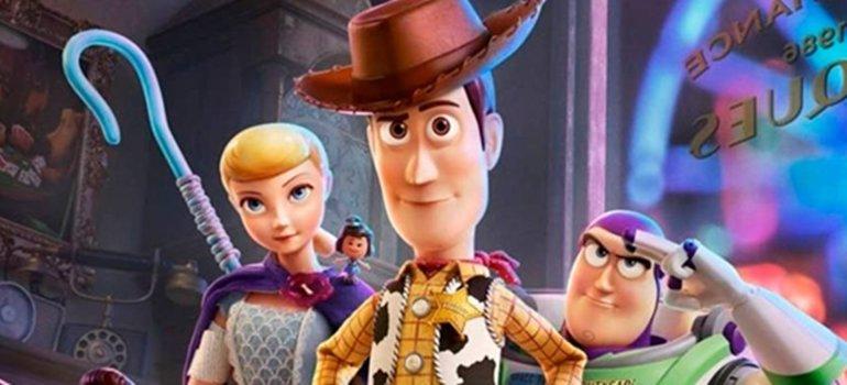 Salió un nuevo trailer de Toy Story 4