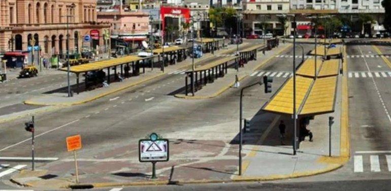 Sin trenes, colectivos y subtes, los gremios ratificaron el paro del 25 de mayo