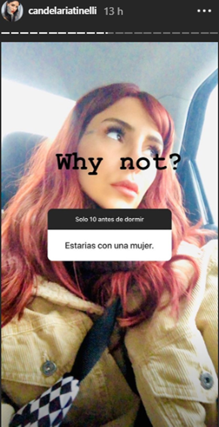 cande tinelli 2