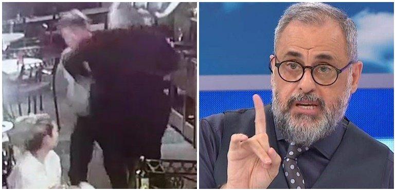 Jorge Rial opinó sobre la pelea de Alberto Fernández: