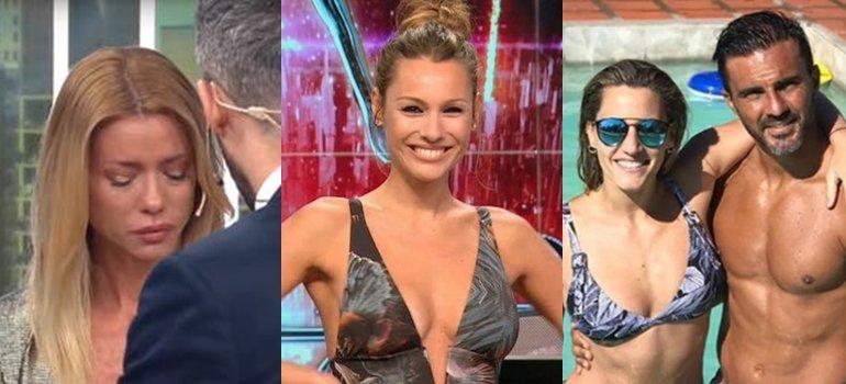 Pampita bancó a Cubero en su guerra contra Nicole Neumann: