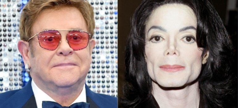 Elton John Y Una Fuerte Frase Sobre Michael Jackson Era