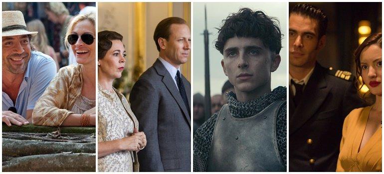 Las Películas Y Series Que Llegan A Netflix En Noviembre