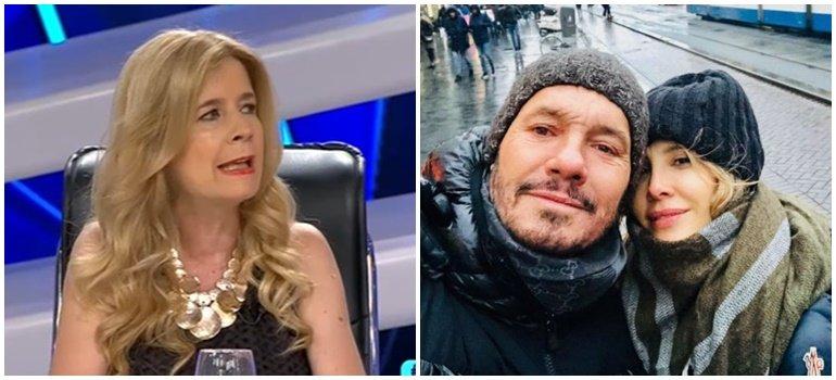 Mercedes Ninci dijo que Tinelli está separado de Guillermina hace 10 días: así respondió Marcelo - Revista Pronto