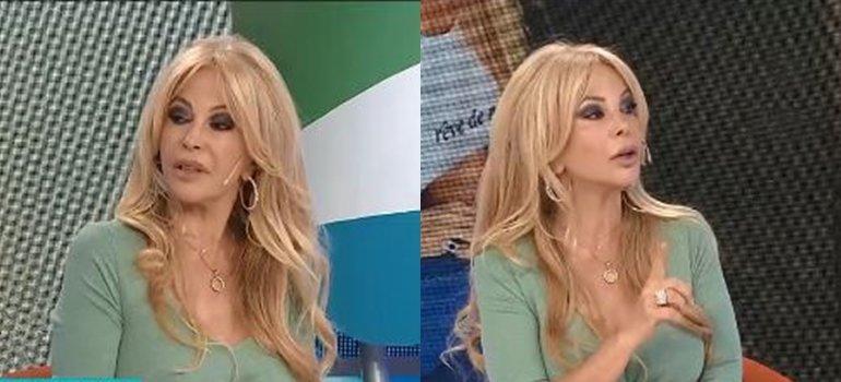 Graciela Alfano disparó contra Ángel de Brito: