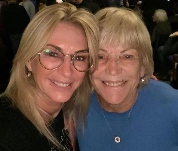 La mamá de Yanina Latorre armó un escándalo en un supermercado — Coronavirus