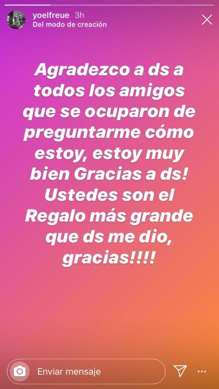 """El mensaje del ex de Cristina Pérez tras su separación: """"Estoy muy ..."""