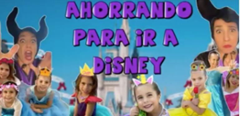 Cinthia Fernández y sus hijas venden galletitas para ir a Disney