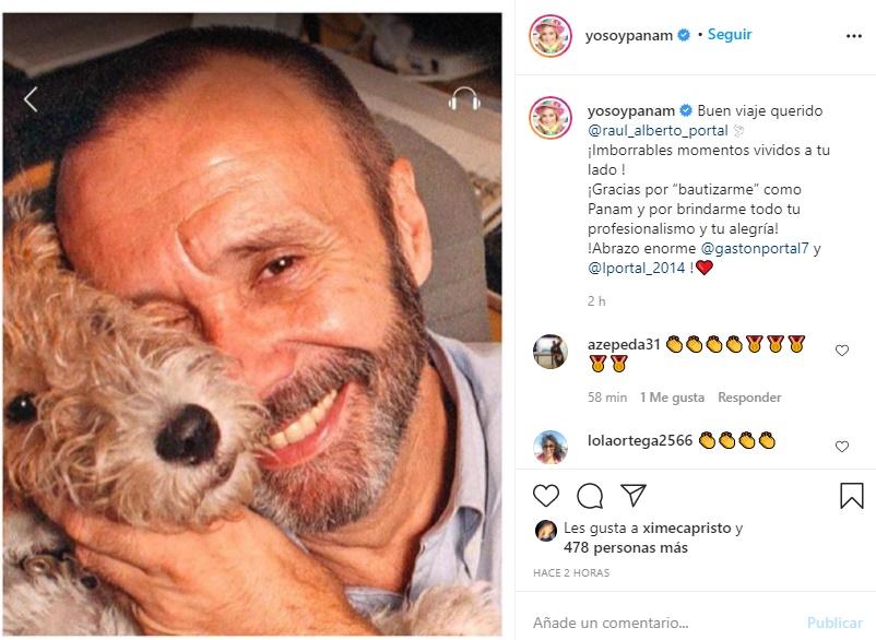 Murió el conductor de televisión Raúl Portal