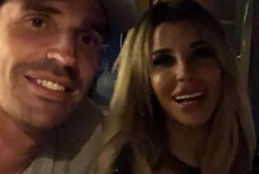 Charlotte Caniggia se separó de Roberto Storino Landi