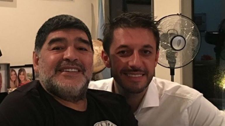 Qué dijo Matías Morla tras la muerte de Diego Maradona