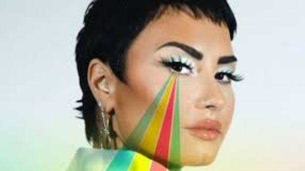 Demi Lovato se declara como género no binario y anuncia que cambiará sus pronombres | Pronto
