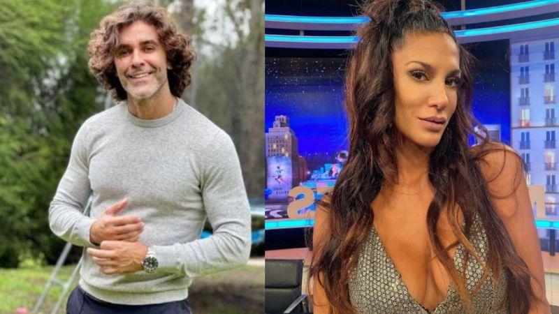 Romance confirmado: la foto de Silvina Escudero y Mariano Martinez juntos