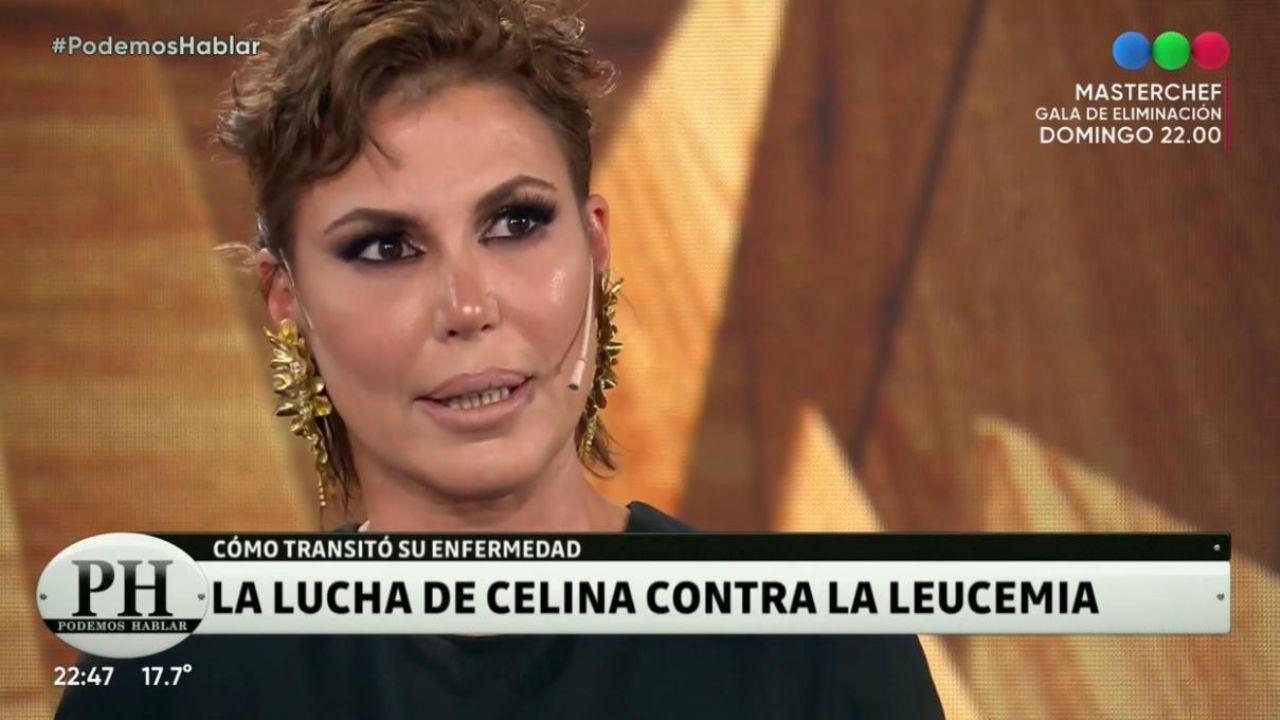 """Celina Rucci habló de su lucha contra la leucemia: """"Laspersonas sanas no saben valorar la vida"""" - Pronto"""