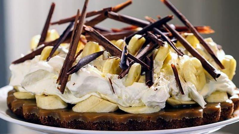 Banoffee Pie: aprendé los secretos de la torta que puso en la cuerda floja a los participantes de Masterchef