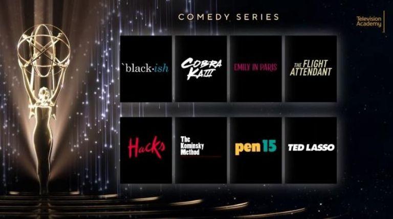 Los nominados a los premios Emmy 2021   Pronto